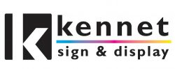 Kennet sign & display logo