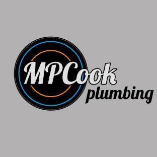M P Cook Plumbing & Heating logo