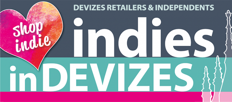 Indies in Devizes are Open - Shop Indie