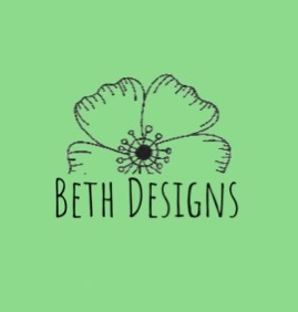 Beth Designs - Cards & Illustrations, logo