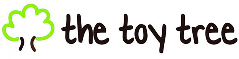 toy Tree logo with green tree