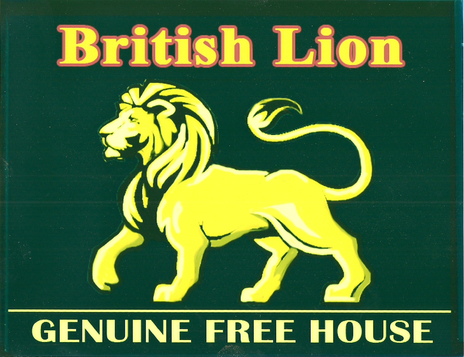 British Lion Logo
