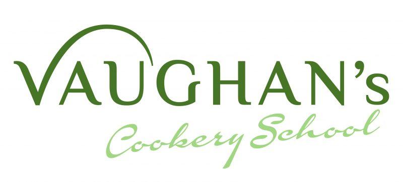 Vaughan's Kitchen Cookery School (logo)