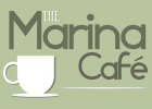 The Marina Cafe on the Kennet and Avon Canal