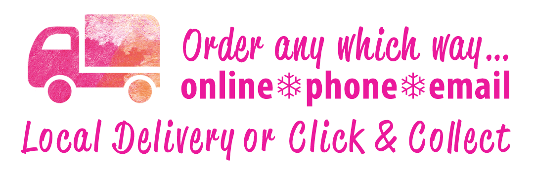 Delivery van - Ordering & local delivery or click & collect