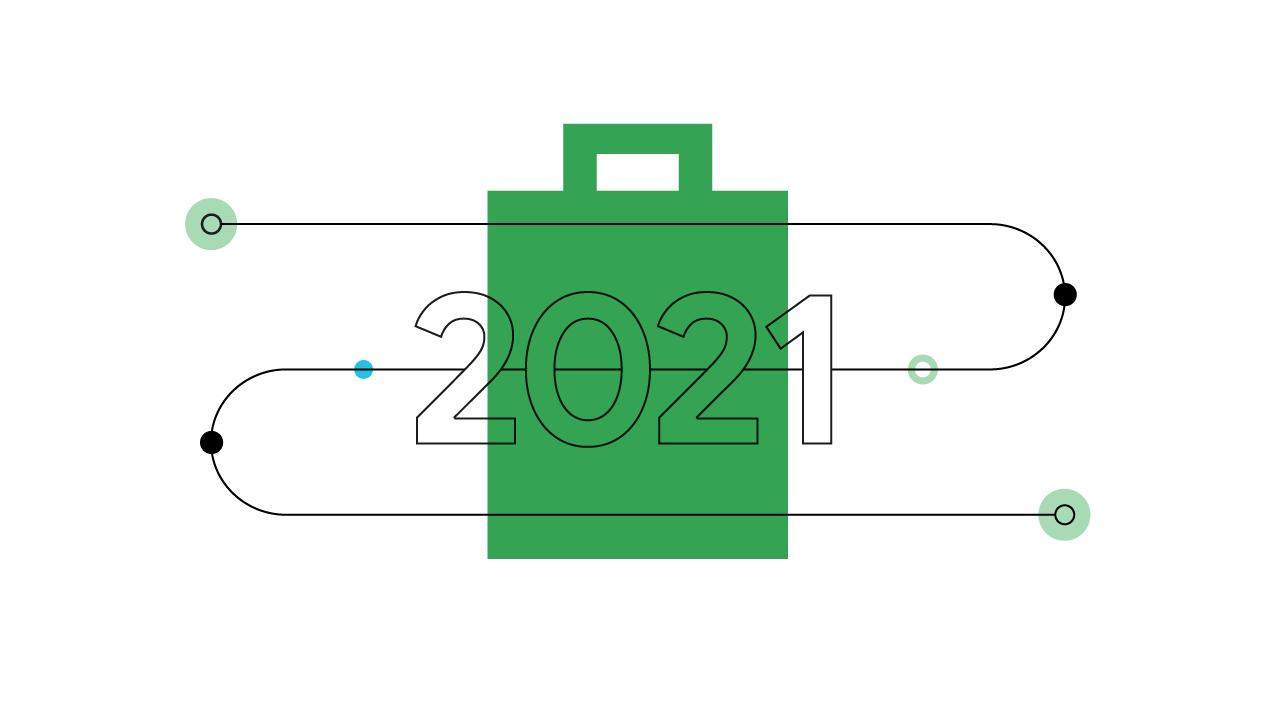Google Retail Report 2021 graphic