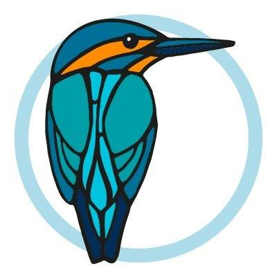 Kingfisher Cafe logo