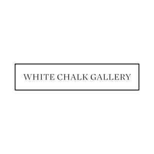 White Chalk Gallery typographic logo